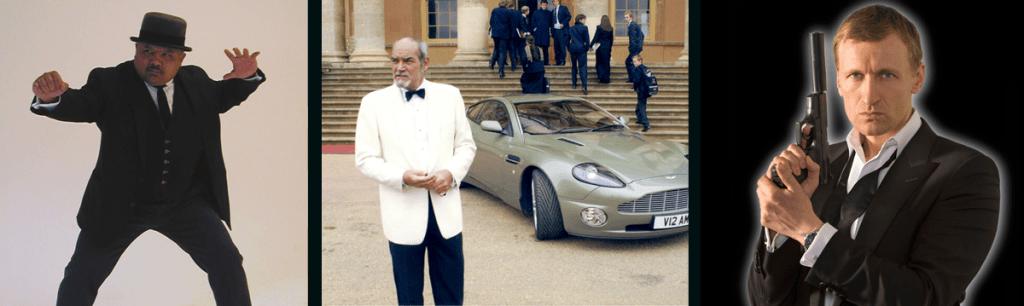 James Bond theme party ideas