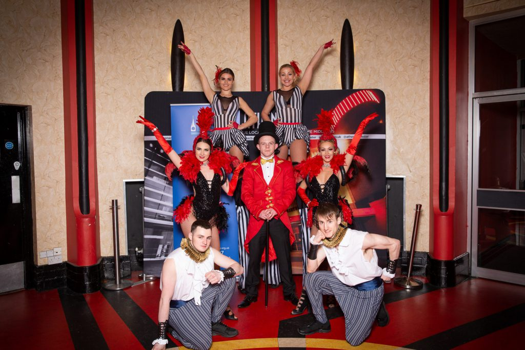 Circus Themed Event, Greatest Showman Theme Night for hire, Circus Acts for hire