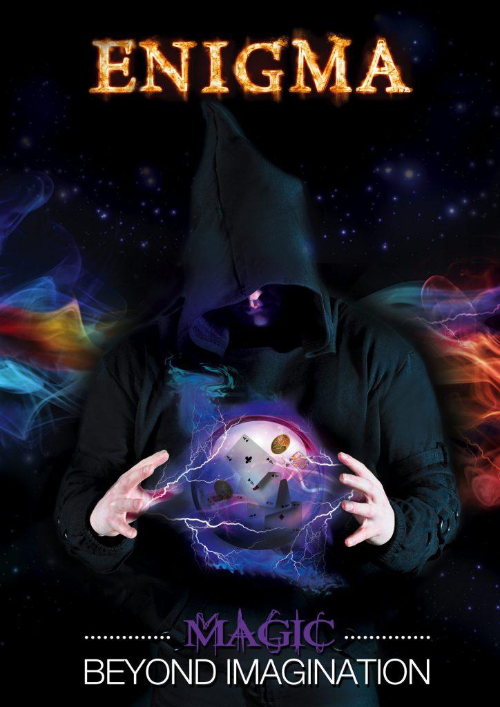 Enigma VIP Magician for hire