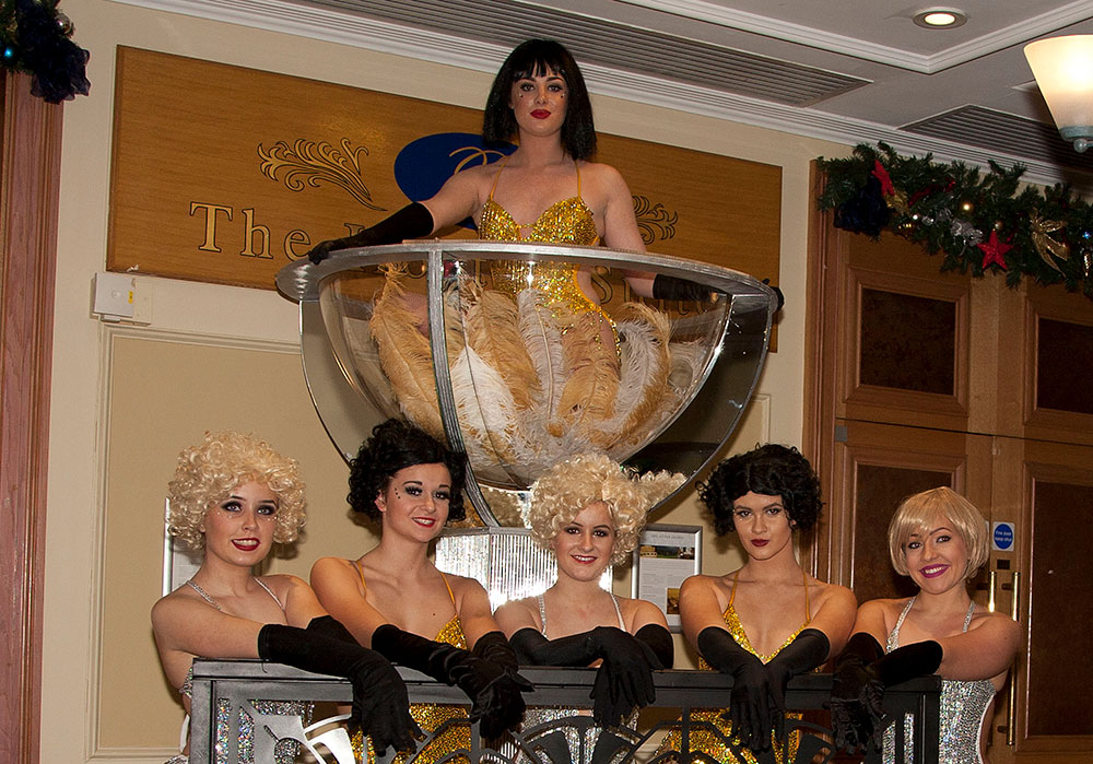 Gatsby Girls 1920s Dancers for hire