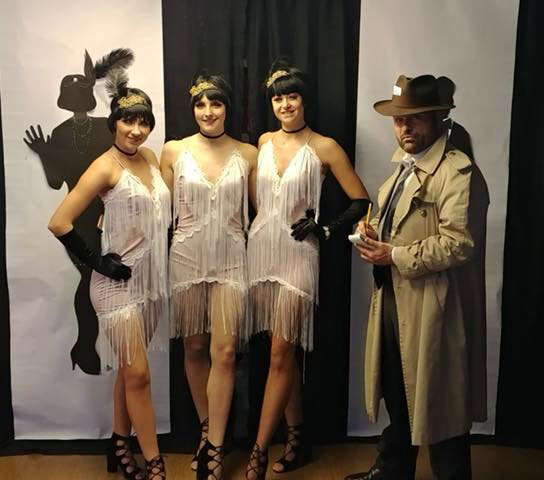 Gatsby 1920s Themed Event & Performers for hire