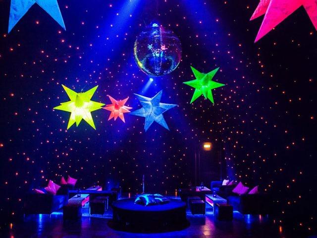 space-theme-event-design