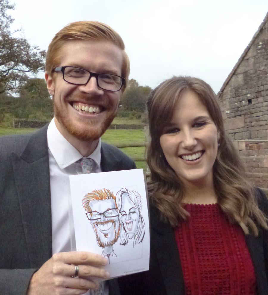 UK Caricaturist for hire