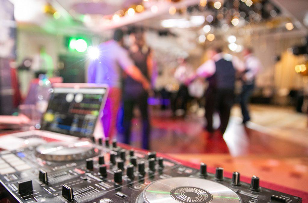 DJ & Disco hire