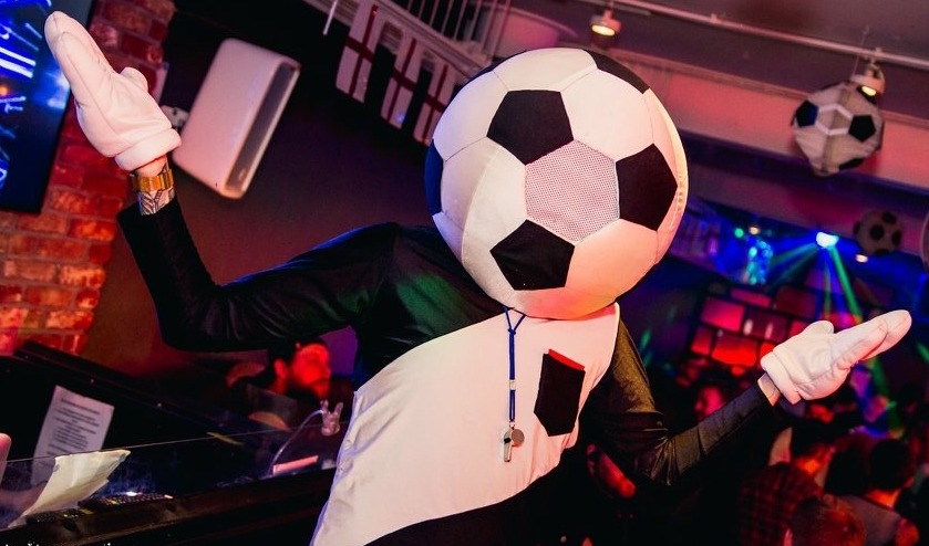 Football heads Performer Acts for hire