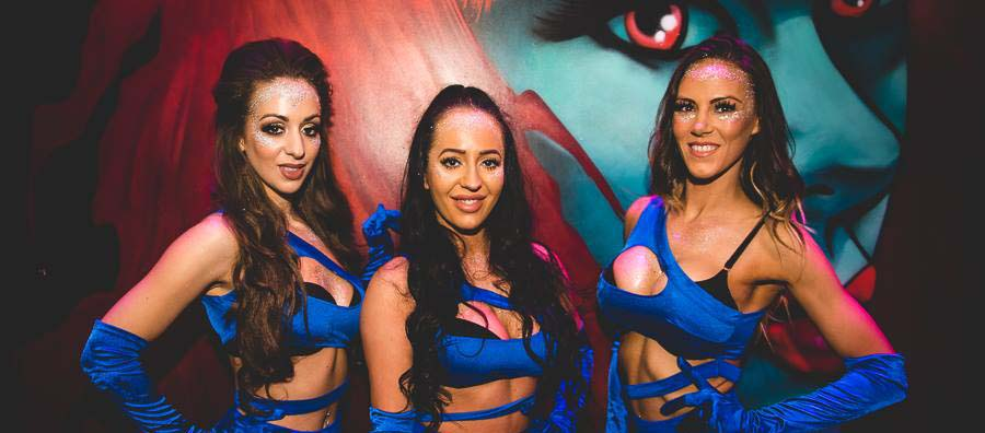 Dancers & performers for hire UK