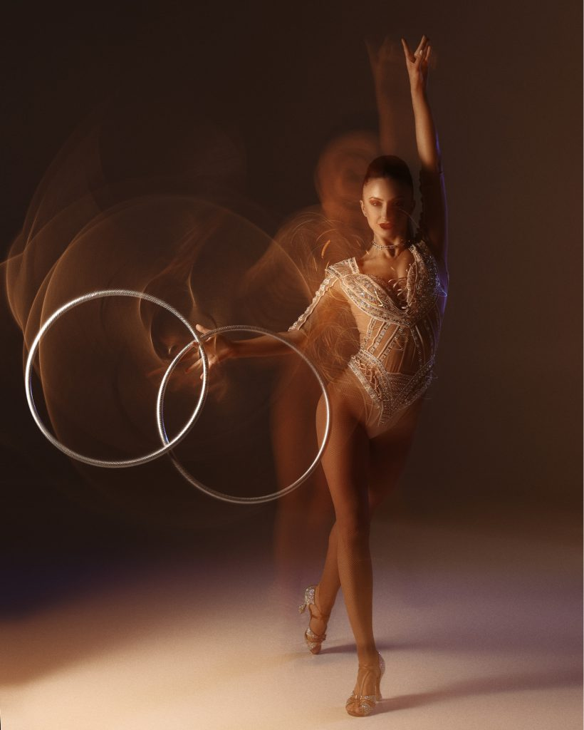 Hula Hooper Act Performer for hire