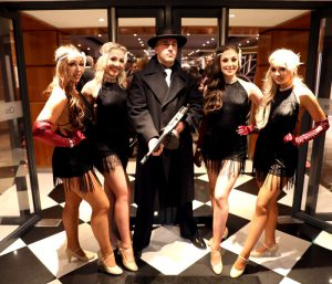 1920s Prohibition Theme Night, Gangsters & Molls Theme Event for hire UK
