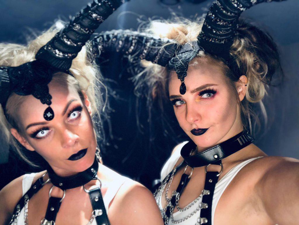 Halloween Performers for Meet & Greet