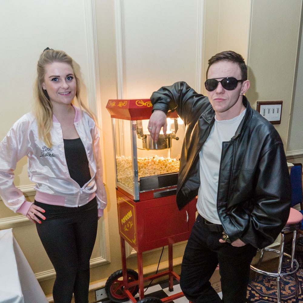 1950s Grease Themed Event Party Performers for hire