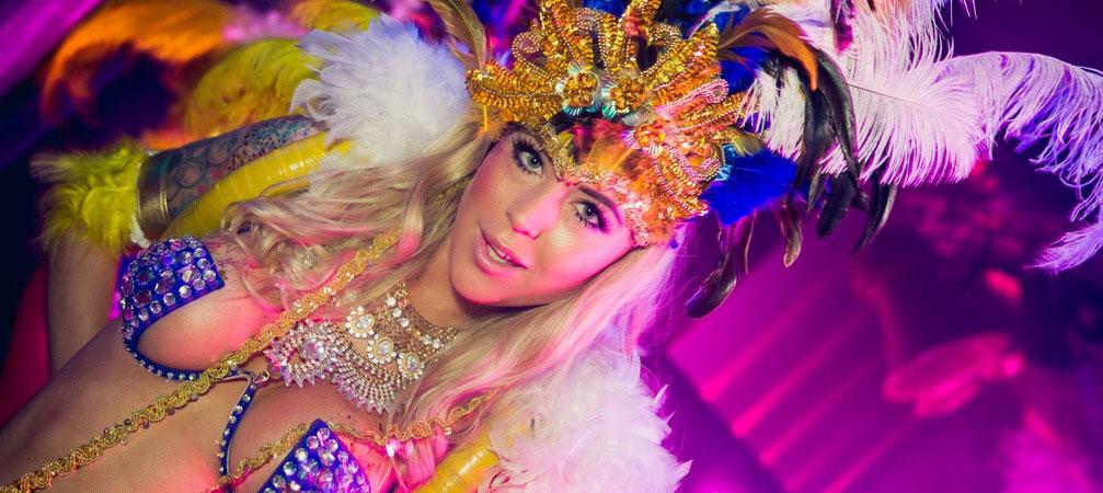Brazilian Rio Carnival Theme Night for hire