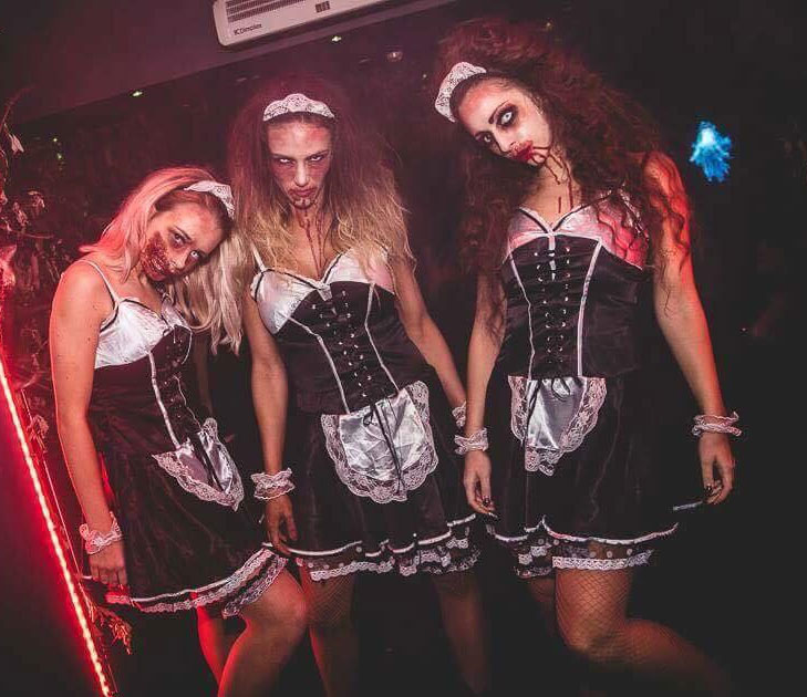 Zombie Dancers for hire