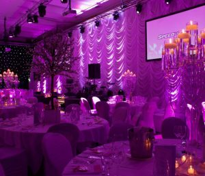 Corporate Event Award Ceremony Themed Event